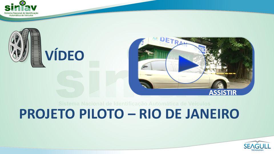 PROJETO PILOTO – RIO DE JANEIRO VÍDEO ASSISTIR