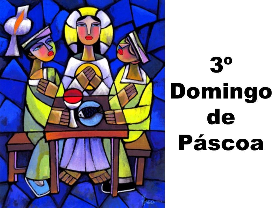 Leituras desta Missa 1ª Leitura Atos 2, 14.22-33 2ª Leitura 1 Pedro 1, 17-21 Evangelho Lucas 24, 13-35