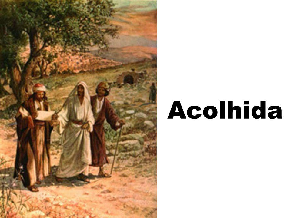 que foi um profeta poderoso em obras e palavras, diante de Deus e diante de todo o povo. Evangelho