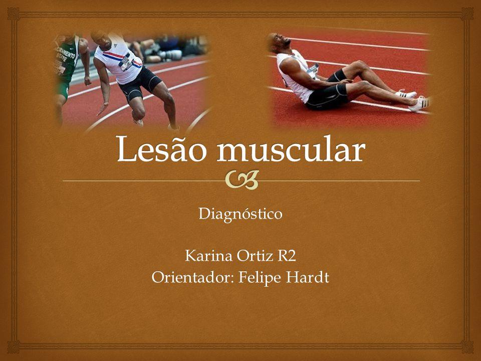 Diagnóstico Karina Ortiz R2 Orientador: Felipe Hardt