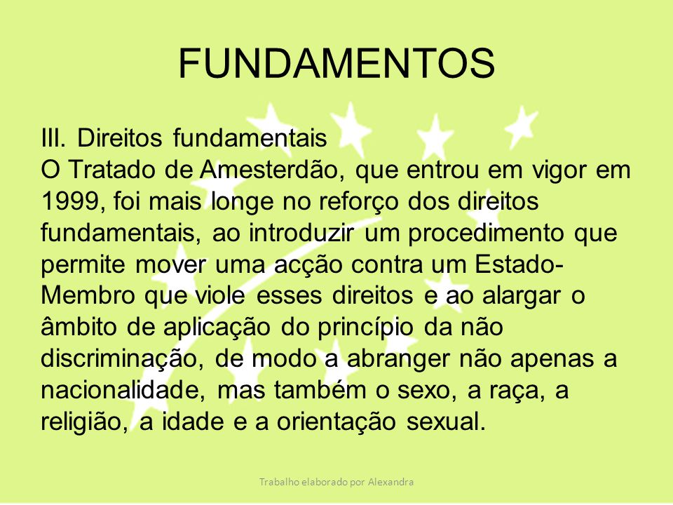 FUNDAMENTOS III.