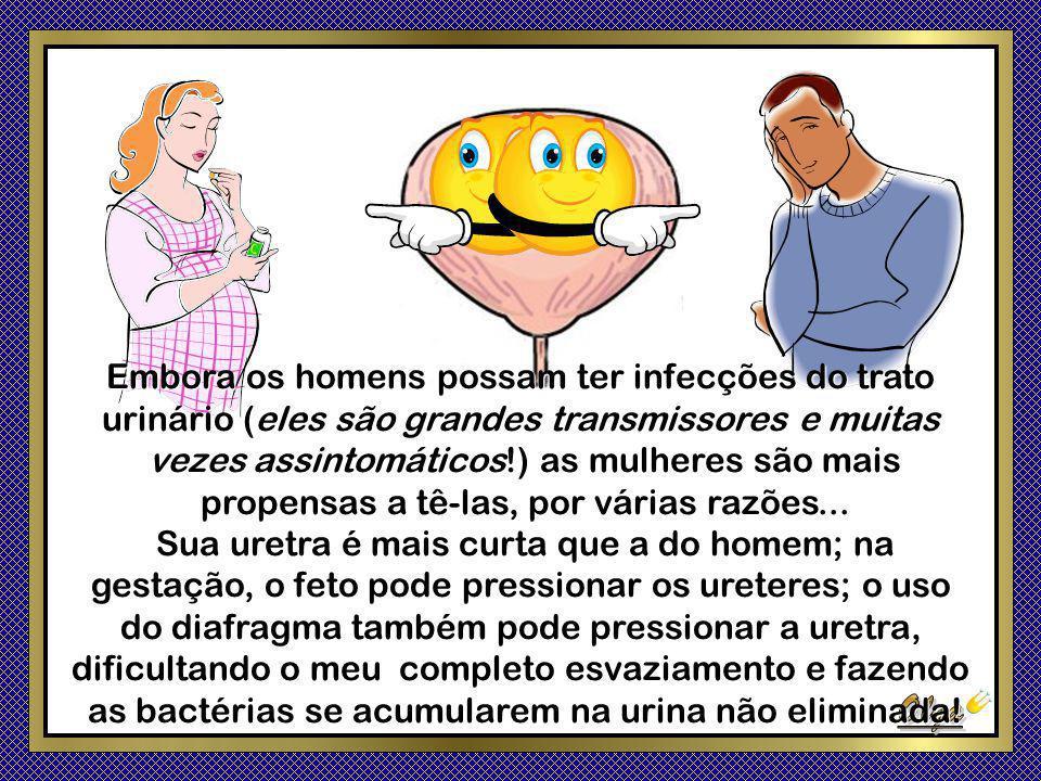 Segundo a Medicina Chinesa, as infecções urinárias são as infecções urinárias são chamadas Síndromes da Micção Dolorosa. Micção Dolorosa. (no ocidente