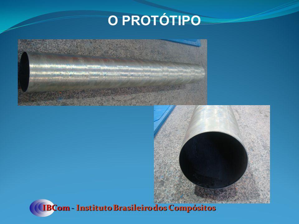 IBCom - Instituto Brasileiro dos Compósitos O PROTÓTIPO