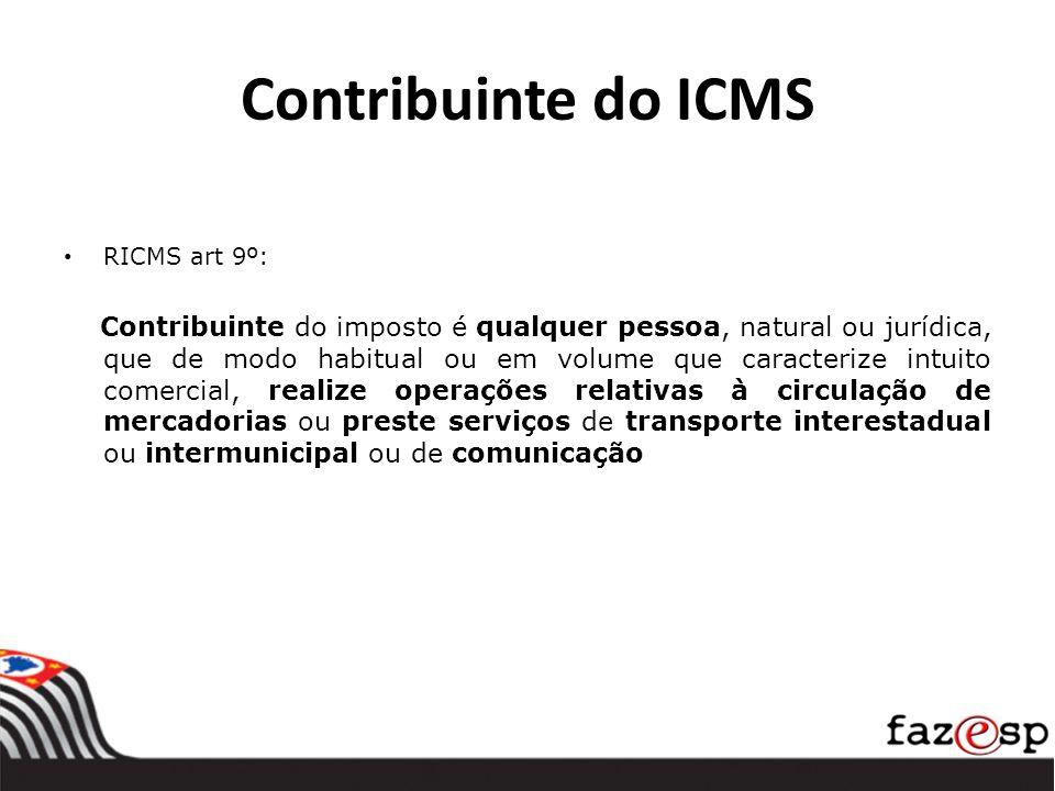 4 - Isenção do ICMS para Veículo Automotor Ricms, Anexo I, art 19: Isenção do ICMS para veículo automotor novo com características específicas para ser dirigido por motorista portador de deficiência física, desde que a respectiva operação seja amparada por isenção do Imposto sobre Produtos Industrializados – IPI;