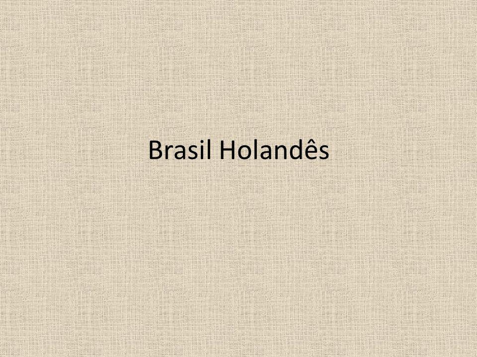 Brasil Holandês