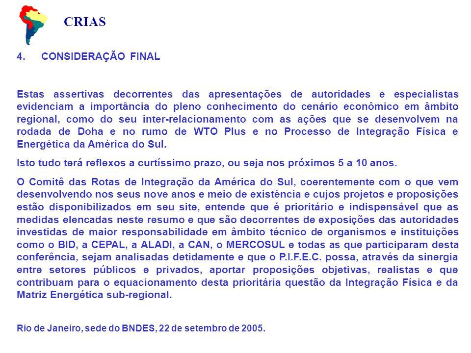 CRIAS 4.