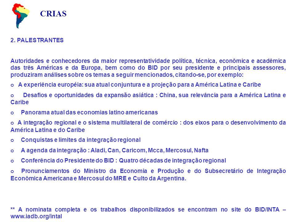 CRIAS 2.