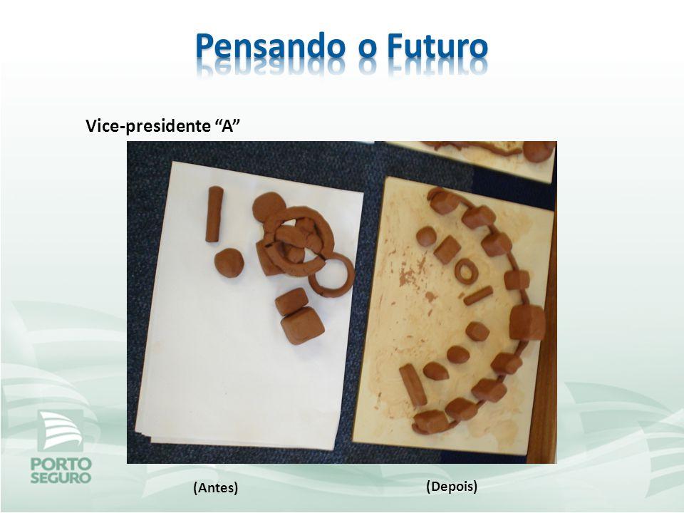 Vice-presidente A (Antes) (Depois)