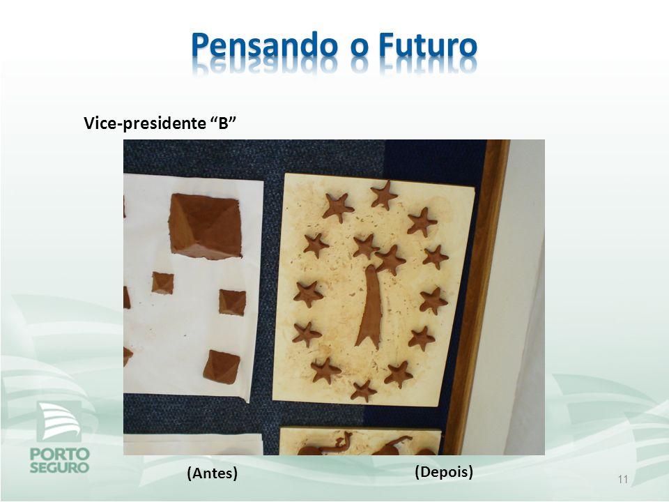 11 (Antes) (Depois) Vice-presidente B