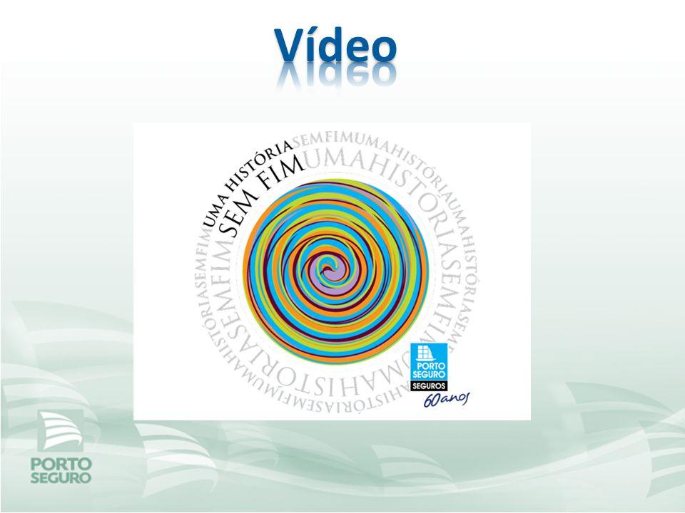 PDO - jul/1998 Consenso Villa Rossa Visão 2005 Workshops de Sensibilização e Divulgação Lideranças e Equipes Visão 2005 PDO com Consultoria Interna de RH Definição de Competências Estratégicas Definição da Diretoria Administrativa / Executiva Definição do comitê Torre de Controle CDO – Decisão para realizar Workshop de Reflexão estratégica Inicio Ciclo de Workshops 10 Competências para a Liderança Primeiro impulso CDO para Visão 2012 Consenso das Águas Cristalinas Treinamento das 10 Competências para Funcionários Brasil Inicio Bate-papo com o Presidente Café-da-manhã com funcionários Reunião-progresso Fechamento Visão 2005 Aquisição da AXA Seguros que passou a se chamar Azul Seguros Abertura de Capital e Negociação de Ações no Novo Mercado da BOVESPA