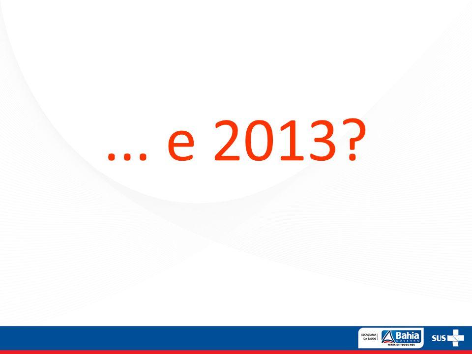 ... e 2013?