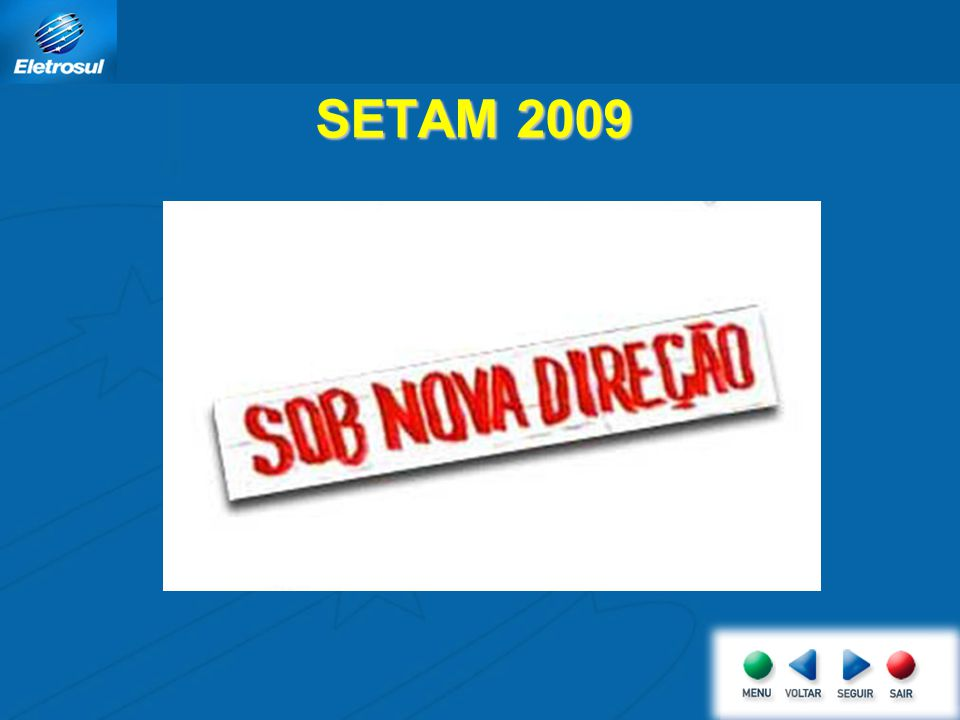 SETAM 2009