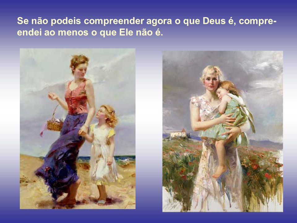 Senhor, instrua-me acerca do que devo ensinar, ensina-me acerca de que maneira devo me corrigir.