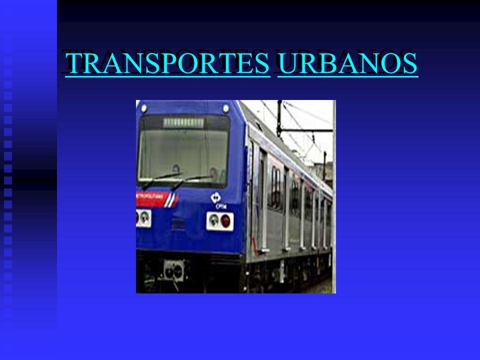 TRANSPORTES URBANOS