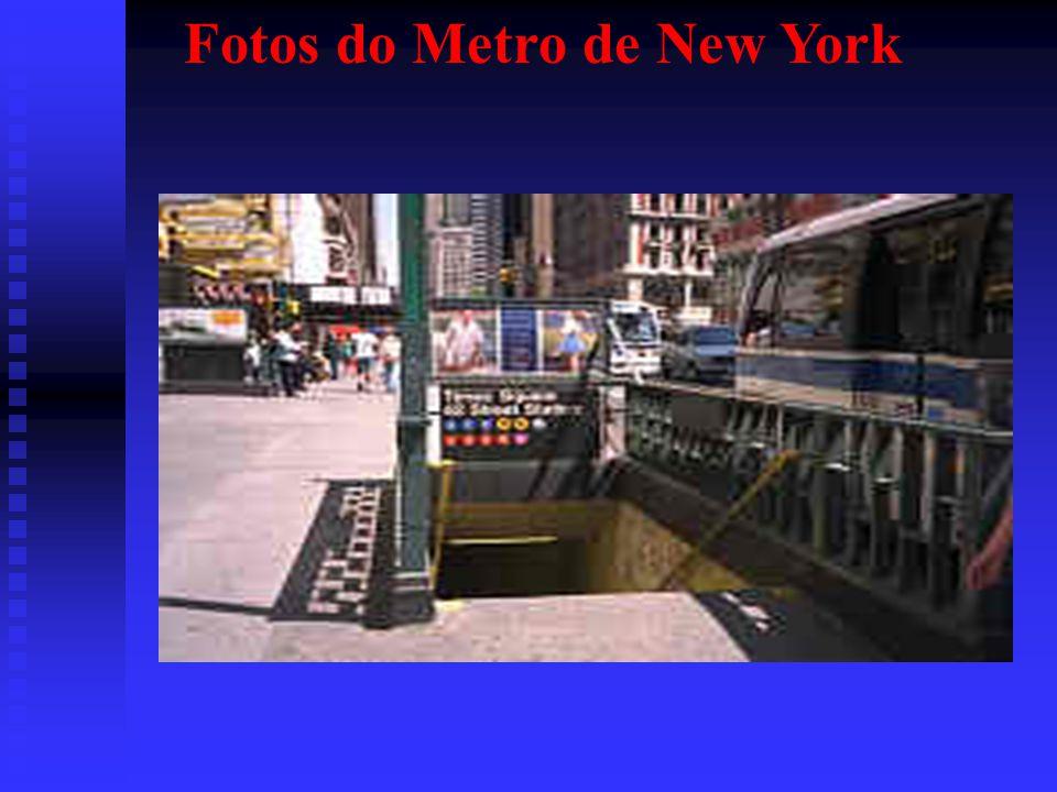 Fichas do Metrô: O preço do bilhete do metrô é sempre igual, não importa a distância. Não há passes com desconto. Compre as fichas na bilheteria ou em