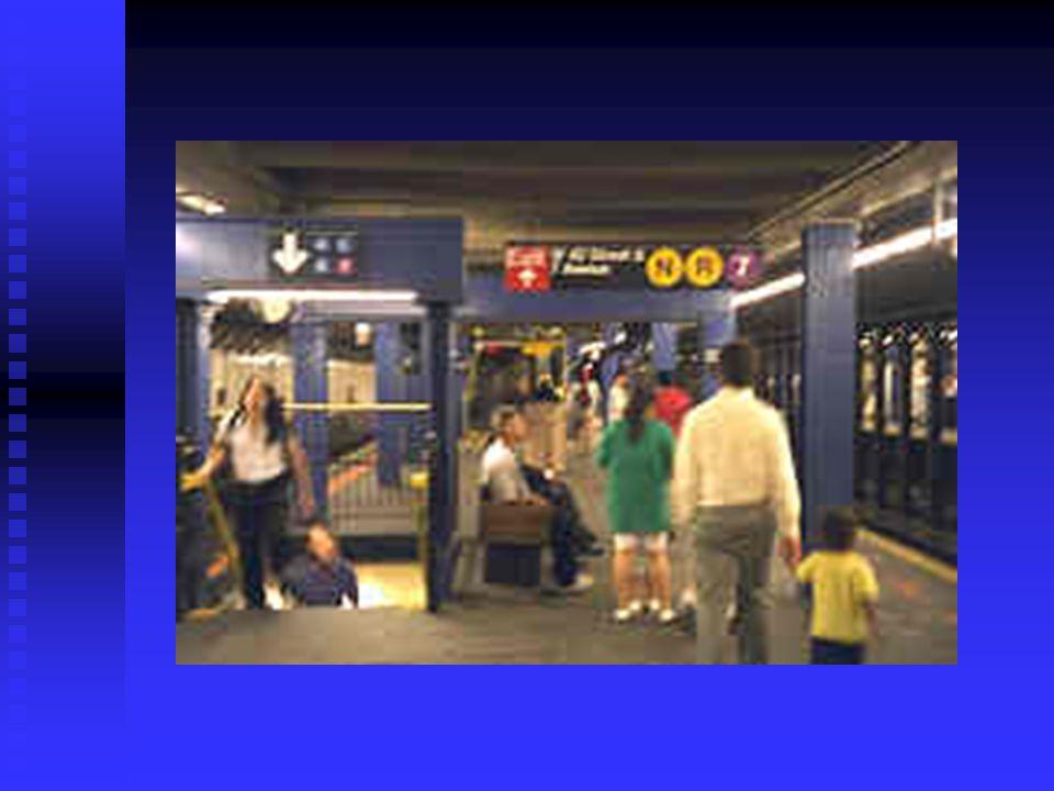 Fotos do Metro de New York