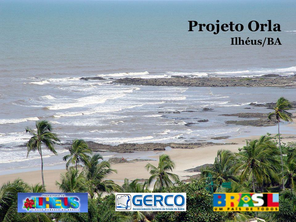 Projeto Orla Ilhéus/BA