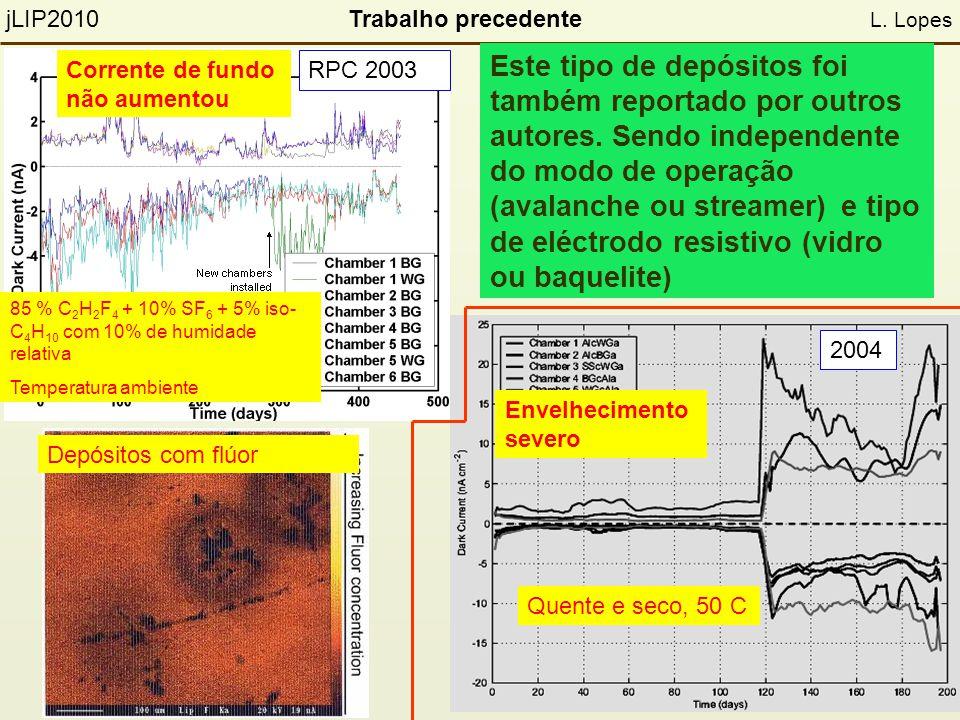 jLIP2010 Estudo de longa duração L.