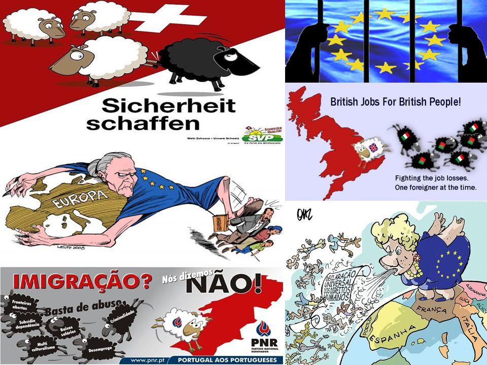 O termo xenofobia se originou na psicologia e é utilizado para designar uma doença: o medo patológico de estrangeiros.