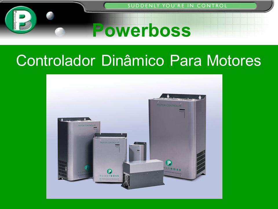 Powerboss Controlador Dinâmico Para Motores