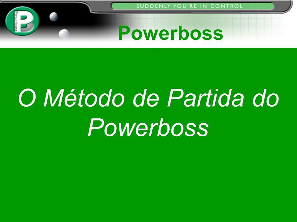 Powerboss O Método de Partida do Powerboss