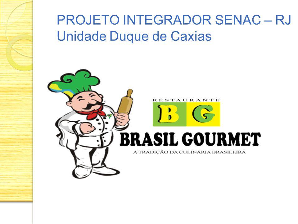 PROJETO INTEGRADOR SENAC – RJ Unidade Duque de Caxias