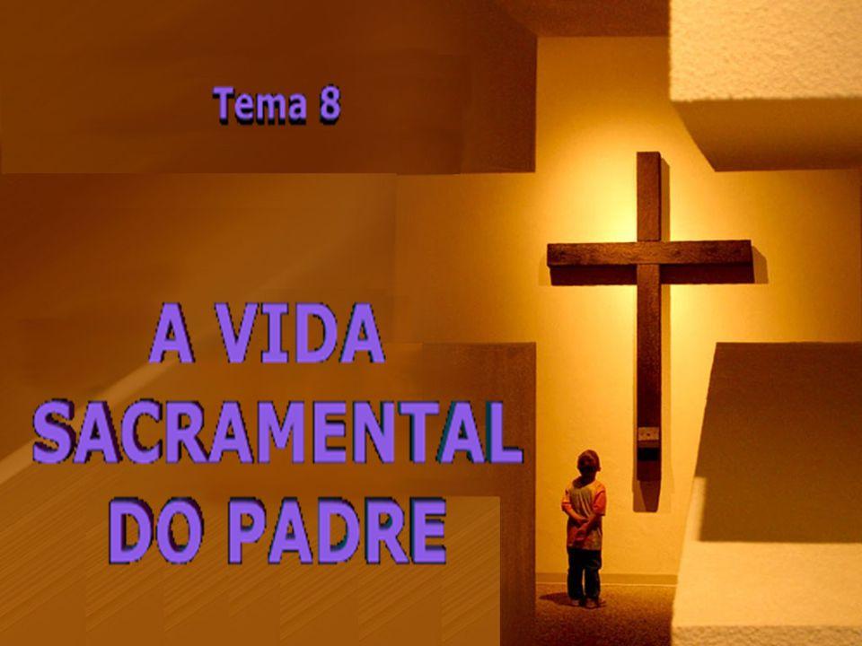 Dentro da Igreja, Sacramento de Cristo, Luz dos Povos, o Padre está ao serviço da Vida, da Igreja, de Cristo, de Deus.