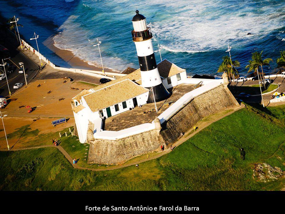 Forte de Santo Antônio e Farol da Barra