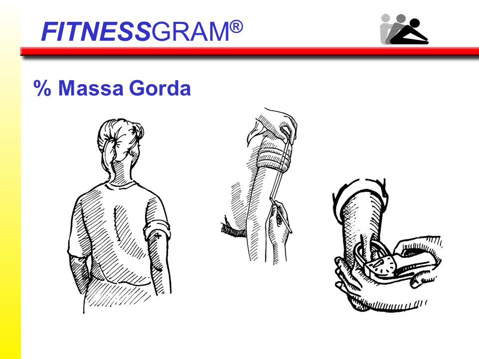 % Massa Gorda FITNESSGRAM ®