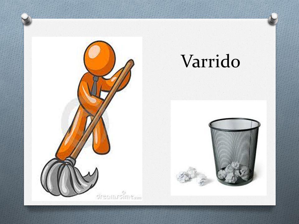 Varrido