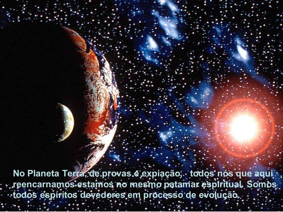 O homem que cria no PENSAMENTO já opera fora do espaço e do tempo. Se opera fora do referencial espaço-tempo, está operando com o referencial do espír