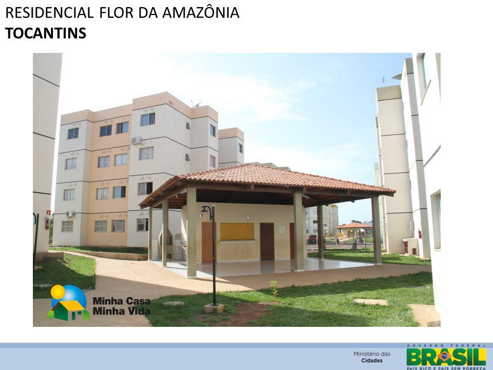 RESIDENCIAL FLOR DA AMAZÔNIA TOCANTINS
