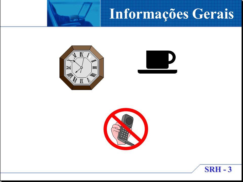 SRH - 3 Informações Gerais