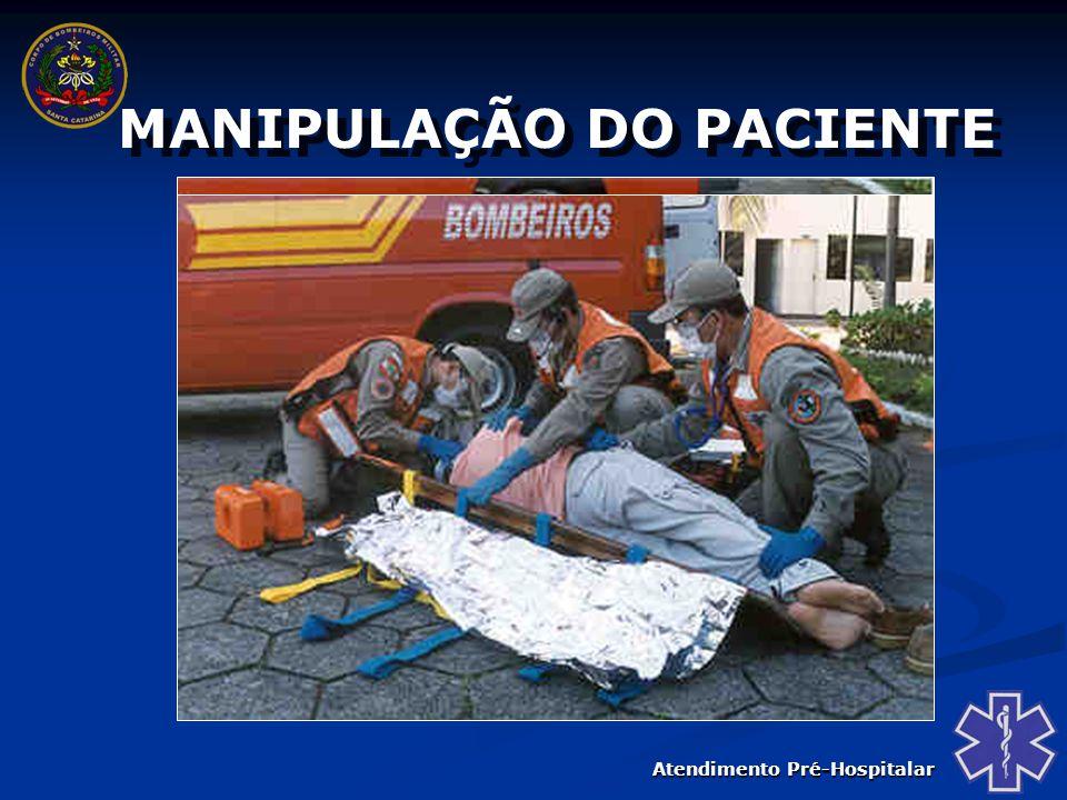 Atendimento Pré-Hospitalar IMOBILIZAÇÃO EM PRANCHA