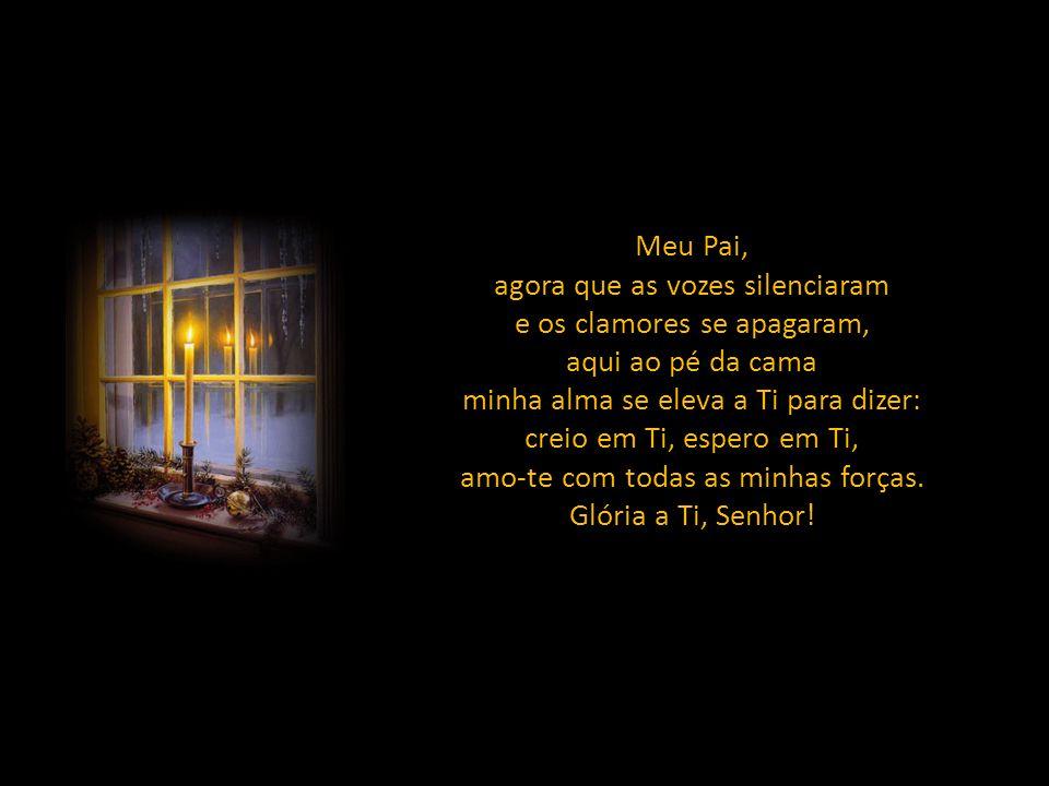 ORAÇÃO DA NOITE (Ignácio Larrañaga)