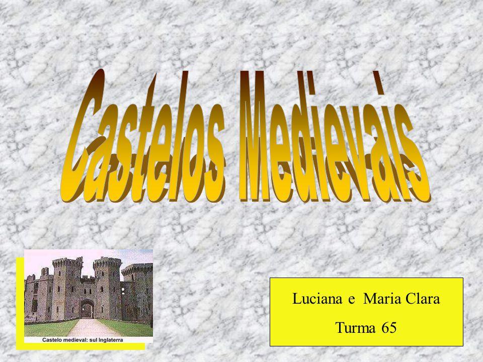 Luciana e Maria Clara Turma 65