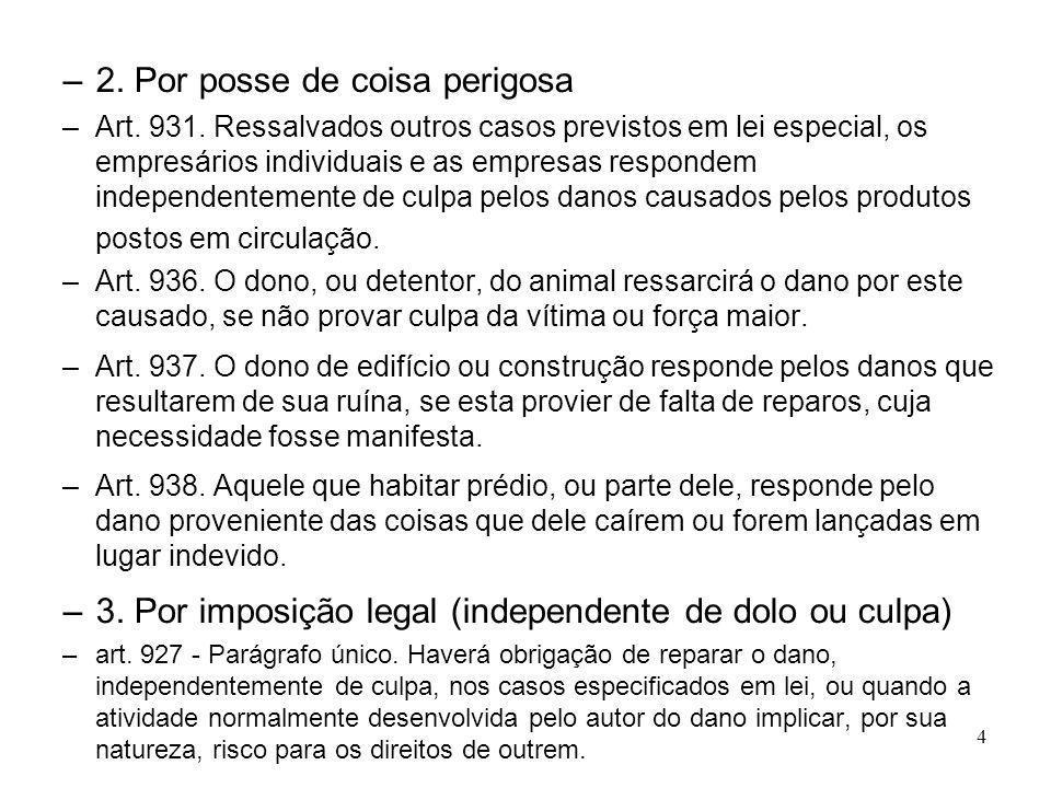 5 Vinculação ao juízo criminal Cabe a suspensão do feito quando correm, simultaneamente, ação criminal e ação de indenização pelo mesmo fato, para evitar decisões díspares, conforme art.