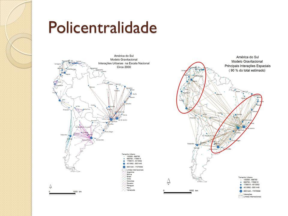 Policentralidade