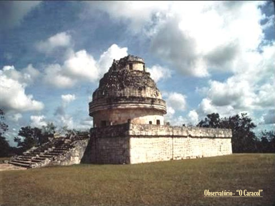 El Castillo e as Mil Colunas