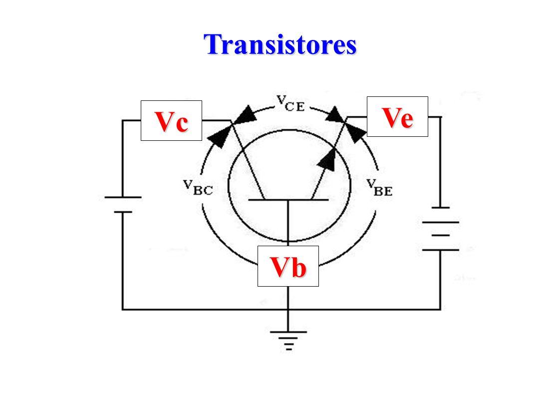 Transistores Vc Ve Vb
