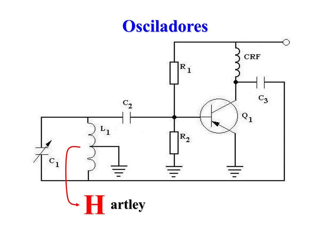 Osciladores artley H