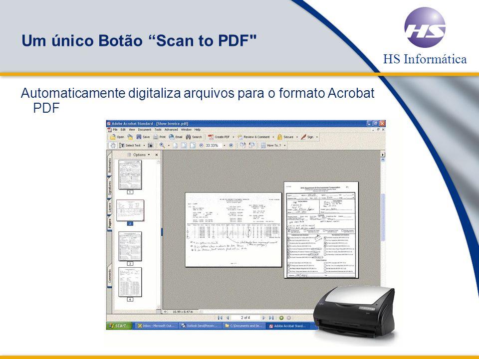 HS Informática Digitalização de formatos A3 Utilizando o Carrier Sheet, é possível digitalizar documentos até A3!.
