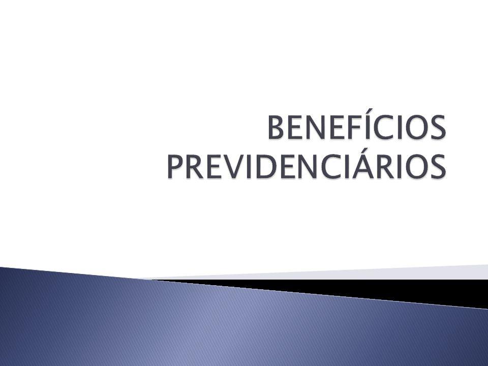 Art.80 da Lei 8213/91 e arts. 116 a 119 do Decreto 3048/99 Conceito – art.