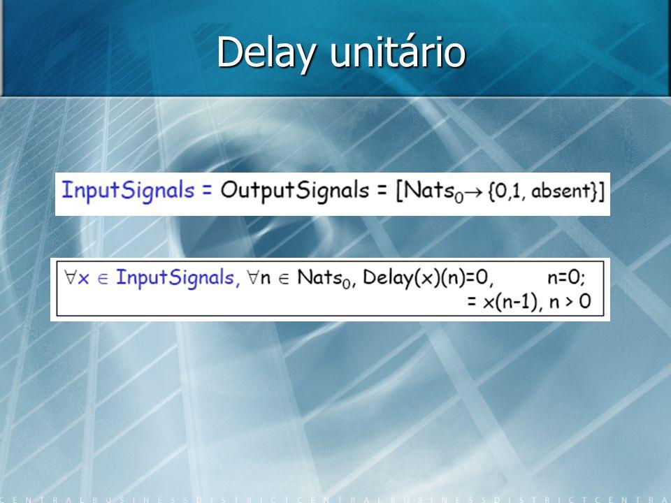 Exemplo: Delay