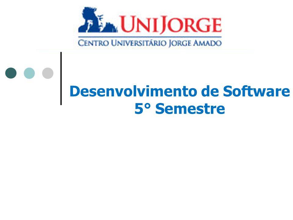 Desenvolvimento de Software 5° Semestre