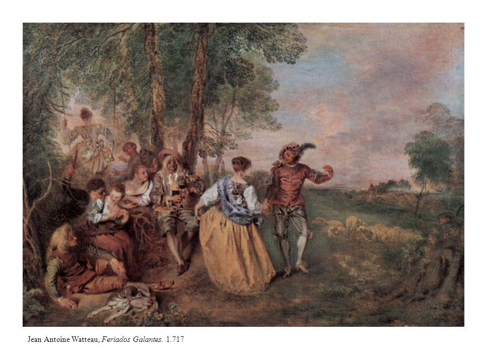 Eugène Delacroix, A Liberdade Guiando o Povo -1830