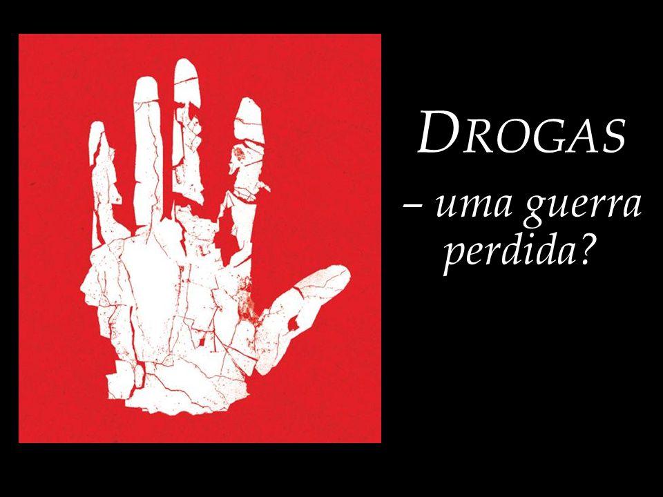 Grande parte da droga segue para a América do Norte, enquanto outra parte segue, via território brasileiro, para a Europa.