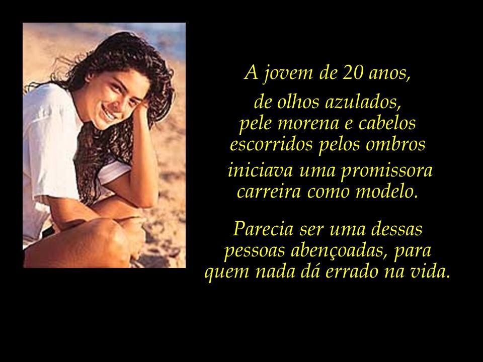 Adriana de Oliveira era uma garota linda e cheia de sonhos, tida por todos que a conheciam como uma pessoa meiga, doce, brincalhona e amante da vida.