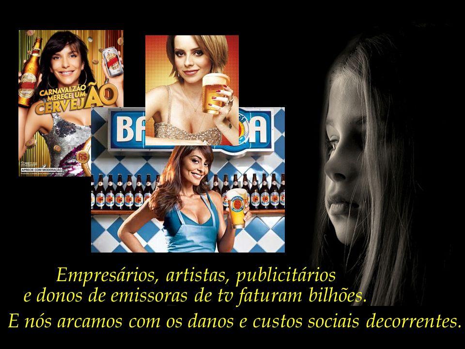 Artistas com imenso apelo junto ao público infanto-juvenil servindo de exemplo para gerações de crianças e adolescentes.