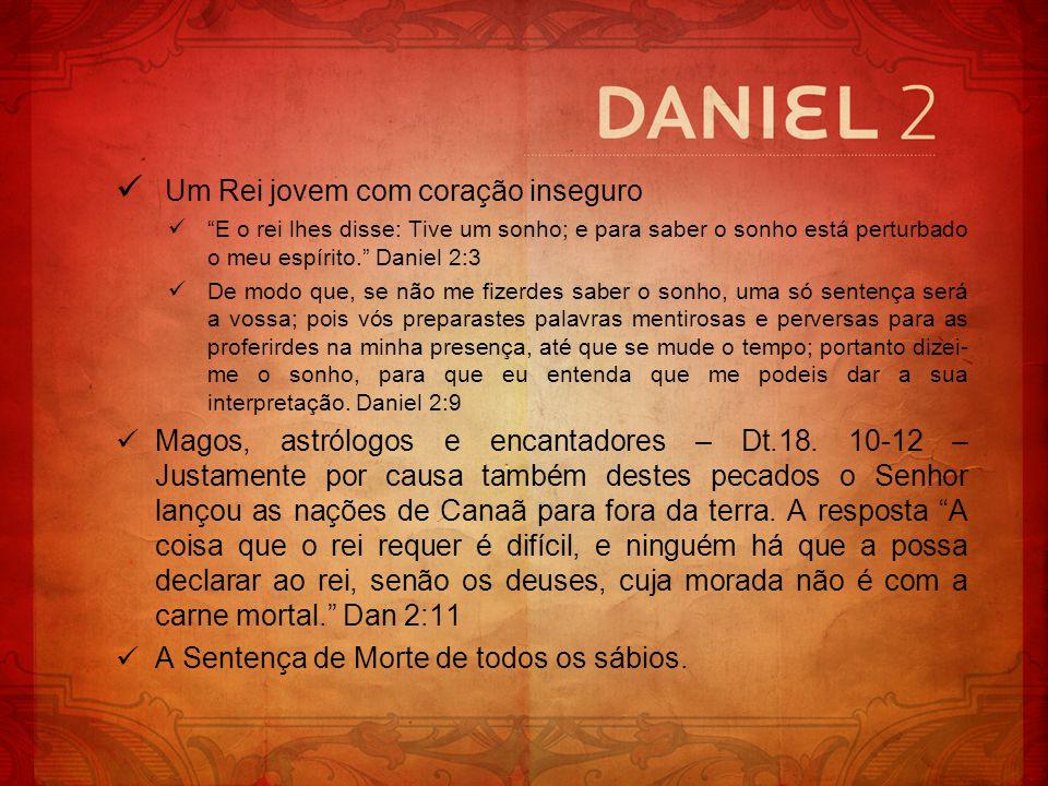 O homem de fé – Ele tinha plena convicção que seria respondido E Daniel entrou; e pediu ao rei que lhe desse tempo, para que lhe pudesse dar a interpretação.